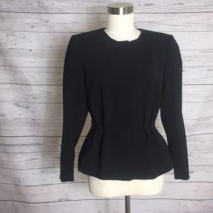 H&M zip up blazer